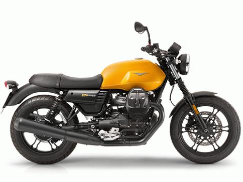 โมโต กุชชี่ Moto Guzzi V7 III Stone ปี 2018