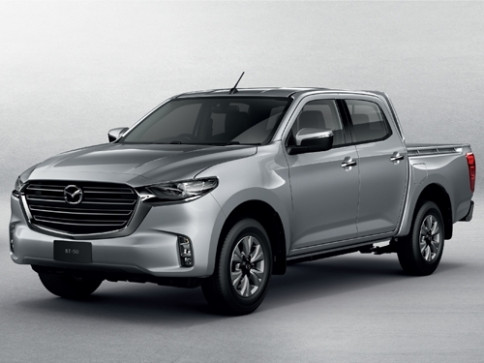 มาสด้า Mazda BT-50 Double Cab 1.9 S ปี 2021
