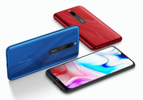 รูป เสียวหมี่ Xiaomi-Redmi 8 (3GB + 32GB)