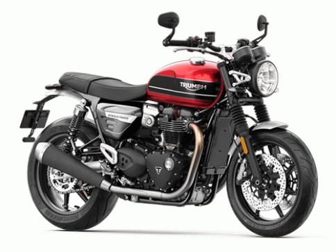 ไทรอัมพ์ Triumph Speed Twin 1200 ปี 2019