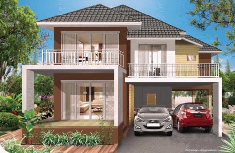 บ้านธนาลัย บ้านบึง (Baan Tanalai Baan Bueng)