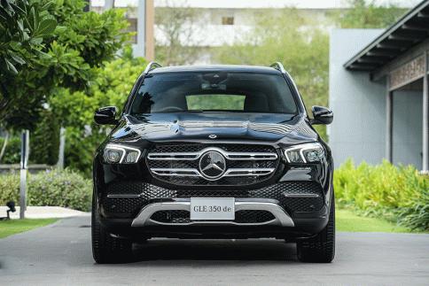 เมอร์เซเดส-เบนซ์ Mercedes-benz GLE-Class 350 de 4MATIC Exclusive ปี 2021