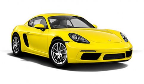 ปอร์เช่ Porsche 718 Cayman ปี 2020