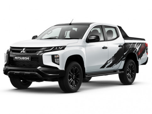 มิตซูบิชิ Mitsubishi Triton Double Cab Plus ATHLETE GT AT ปี 2020