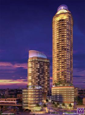 สกายวอล์ค คอนโดมิเนียม (Sky Walk Condominium)
