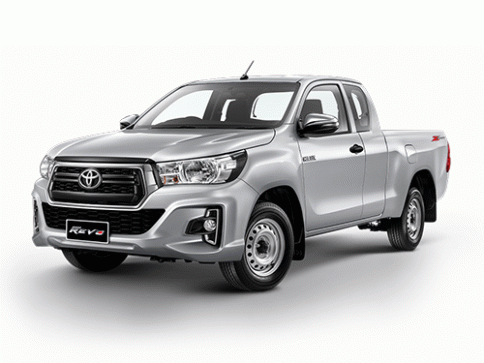 โตโยต้า Toyota Revo Smart Cab 4X2 2.4J Plus ปี 2019