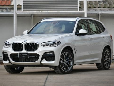 บีเอ็มดับเบิลยู BMW X3 xDrive30e M Sport ปี 2020