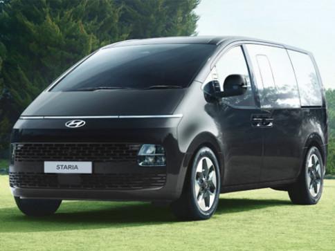ฮุนได Hyundai-STARIA SEL 11Seat-ปี 2021
