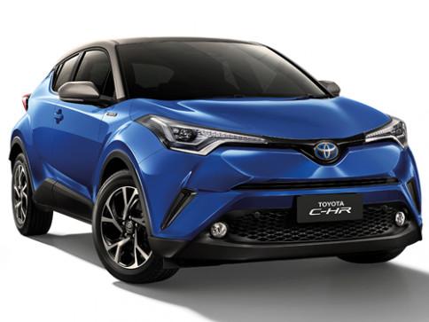 โตโยต้า Toyota C-HR HV Premium Safety ปี 2021