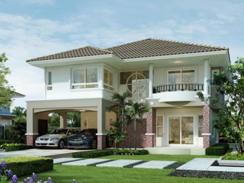 ศุภาลัย พรีมา วิลล่า พุทธมณฑล สาย 3 (Supalai Prima Villa Puttamonthon 3)