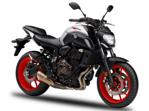 ยามาฮ่า Yamaha MT 07 ปี 2020