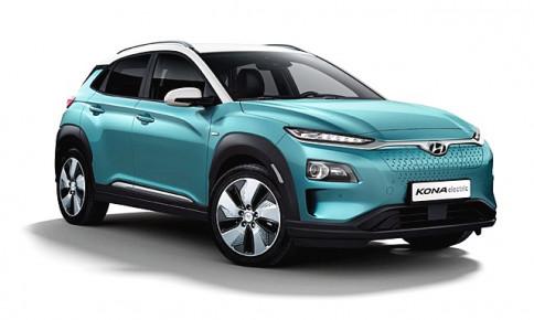 ฮุนได Hyundai-KONA electric SE-ปี 2019