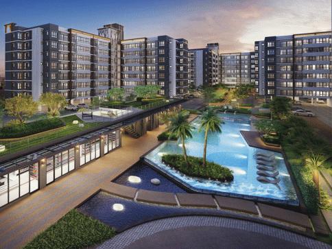 ศุภาลัย ซิตี้ รีสอร์ท สุขุมวิท 107 (Supalai City Resort Sukhumvit 107)