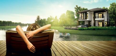 บ้านฟ้าปิยรมย์ เลคแกรนด์เด วงแหวน-ลำลูกกา (Baan Fah Piyarom Lake Grande)