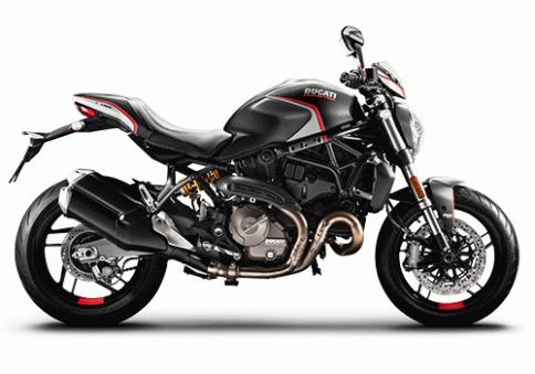 รูป ดูคาติ Ducati-Monster 821 Stealth-ปี 2019