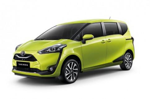 โตโยต้า Toyota Sienta 1.5 V ปี 2019