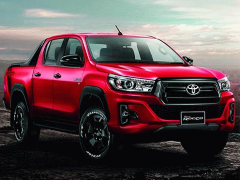 โตโยต้า Toyota-Revo Double Cab 4x4 2.8 G ROCCO AT-ปี 2018