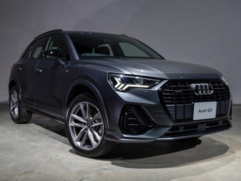 อาวดี้ Audi Q3 40 TFSI quattro S Line Black Edition ปี 2021