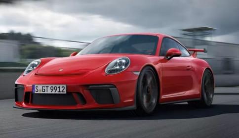 ปอร์เช่ Porsche 911 GT3 RS ปี 2019