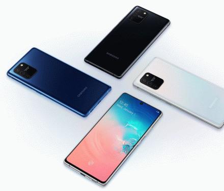ซัมซุง SAMSUNG Galaxy S10 Lite