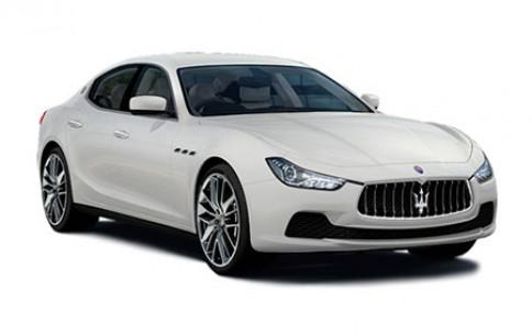 มาเซราติ Maserati-Ghibli S-ปี 2014