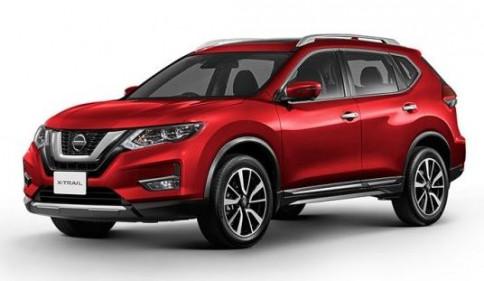นิสสัน Nissan X-Trail 2.5V 2WD 2019 ปี 2019