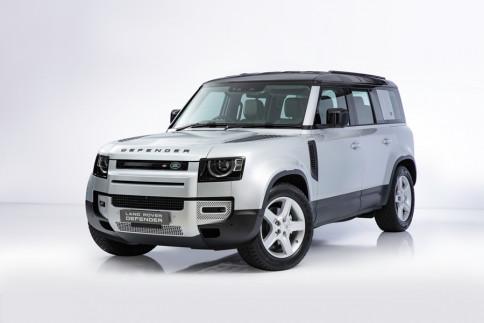 แลนด์โรเวอร์ Land Rover-Defender 110 Petrol 2.0 SE Ingenium-ปี 2020