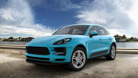 ปอร์เช่ Porsche Macan S ปี 2019