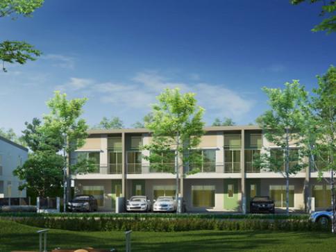 บ้านลุมพินี ทาวน์วิลล์ สุขสวัสดิ์ - พระราม 2 (BaanLumpini Town Ville Suksawat - Rama 2)