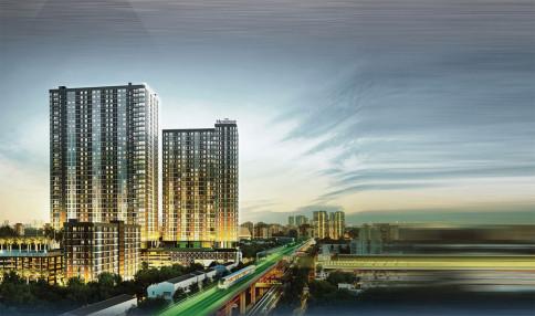 เดอะ เมโทรโพลิส สำโรง อินเตอร์เชนจ์ (The Metropolis Samrong Interchange)