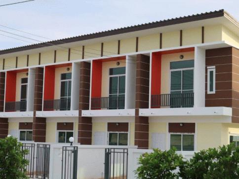 บ้านงามเจริญ 22 (บ่อวิน-หนองกลางดง) Baan Ngamcharoen 22 (Bowin-Nong Klang Dong)