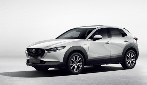 มาสด้า Mazda CX-30 100th Anniversary Edition ปี 2020