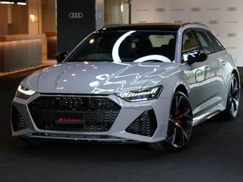 อาวดี้ Audi RS 6 Avant quattro ปี 2021