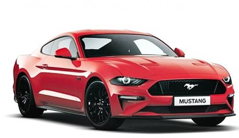 ฟอร์ด Ford Mustang 2.3L EcoBoost Coupe Performance Pack MY19 ปี 2019