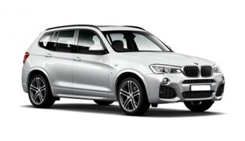 บีเอ็มดับเบิลยู BMW X3 xDrive20d M Sport ปี 2016