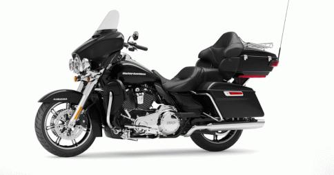 ฮาร์ลีย์-เดวิดสัน Harley-Davidson CVO Ultra Limited ปี 2021