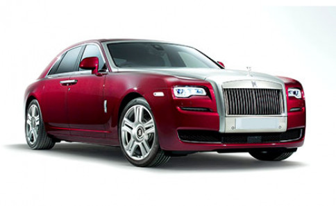 โรลส์-รอยซ์ Rolls-Royce Ghost Series II ปี 2014