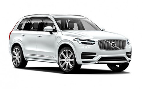 วอลโว่ Volvo-XC90 T8 Twin Engine AWD R-Design-ปี 2020