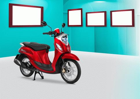 ยามาฮ่า Yamaha Fino 125 STANDARD ปี 2021