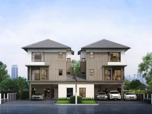 บ้านกลางเมือง สวนหลวง (Baan Klang Muang Suanluang)