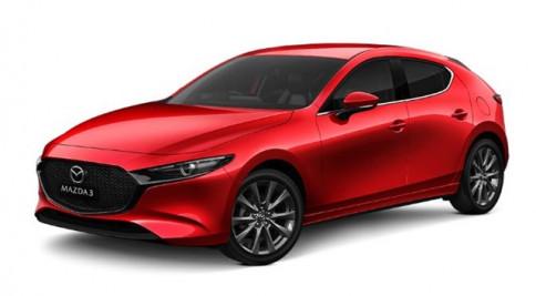 มาสด้า Mazda 3 2.0 S FASTBACK 2019 ปี 2019