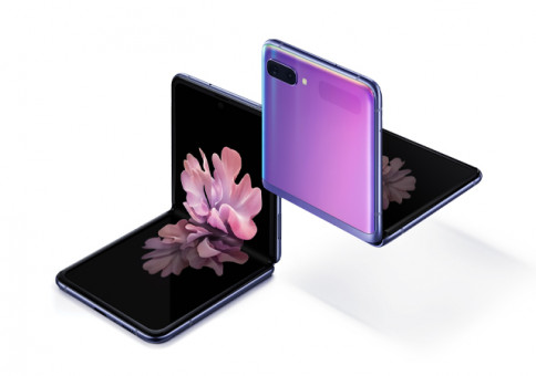 ซัมซุง SAMSUNG Galaxy Z Flip