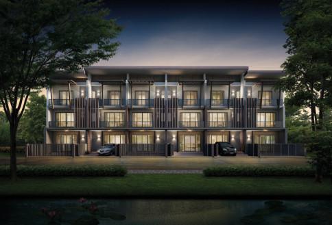 ทาวน์ อเวนิว ฟอร์เต้ พระราม 2 ซอย 50 (Town Avenue Forte Rama 2 Soi 50)