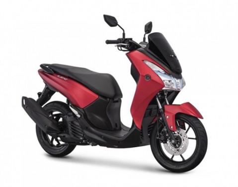 ยามาฮ่า Yamaha LEXI Standard 125 ปี 2018