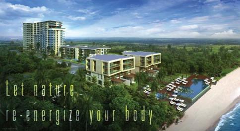 บ้านทิวทะเล เฟส 1 (Baan Thew Talay - Phase I)
