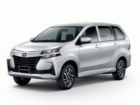 โตโยต้า Toyota Avanza 1.5 E A/T MY2019 ปี 2019