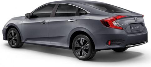 ฮอนด้า Honda Civic 1.5 Turbo ปี 2018