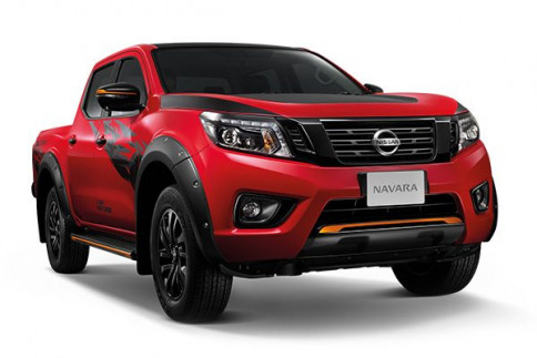 นิสสัน Nissan-Navara NP300 Double Cab Calibra EL 7 AT Black Edition-ปี 2019
