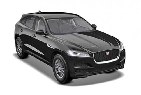 จากัวร์ Jaguar-F-Pace 2.0 Pure-ปี 2016