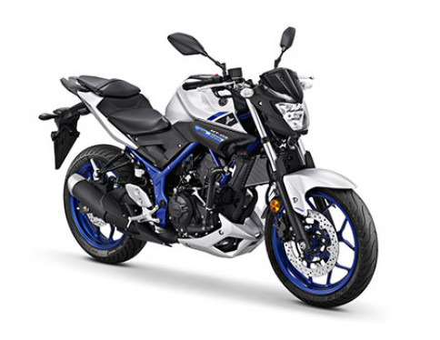 ยามาฮ่า Yamaha MT-03 (Standard) ปี 2015